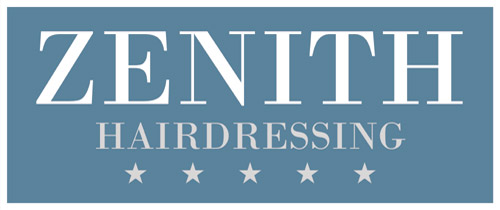 Zenith Hairdressing – Hair Salons Galway Retina Logo