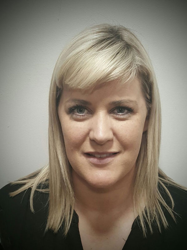 Mary Louise from Zenith Hairdressing - one of Galway's premier hair salons!