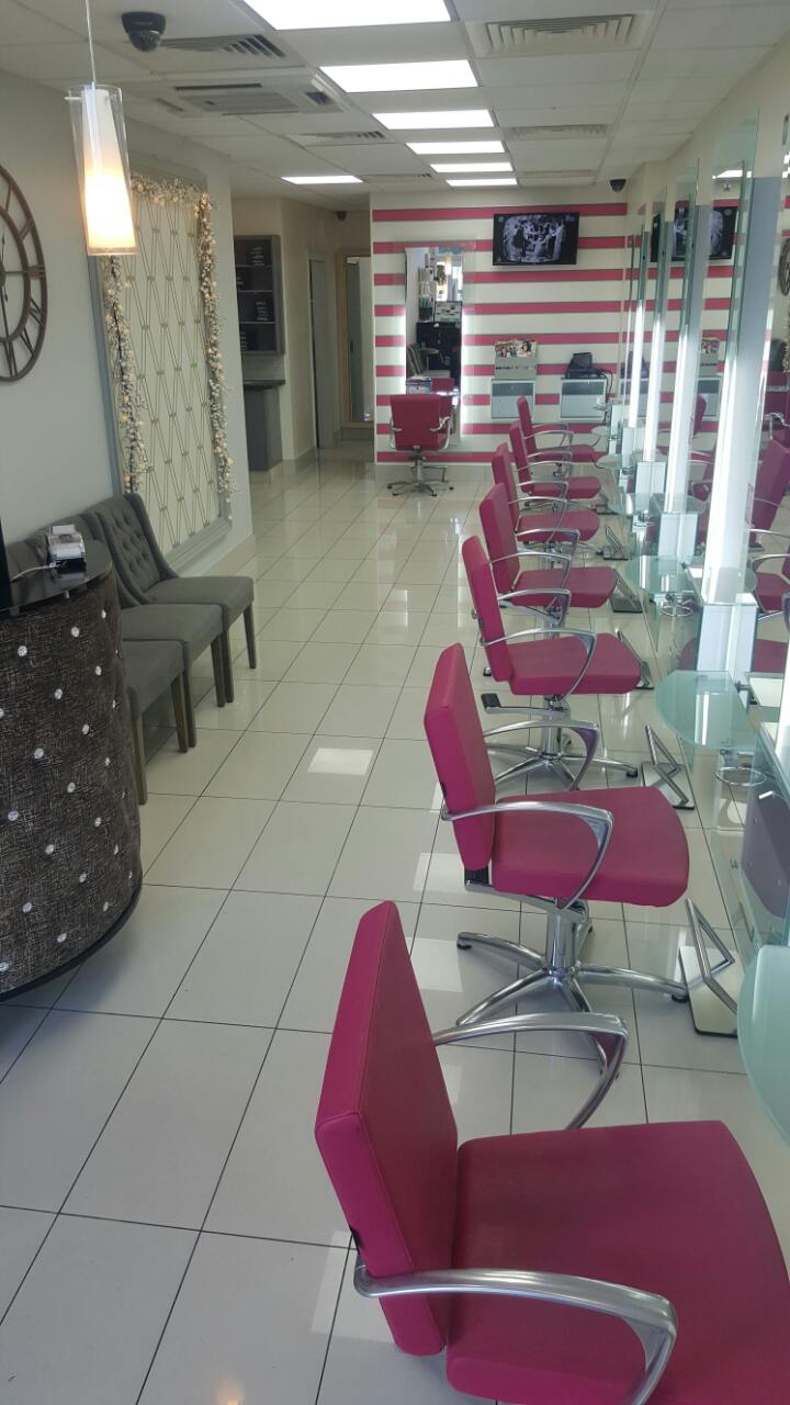 Zenith Hairdressers Claregalway