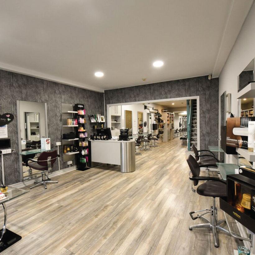 Zenith Hairdressers Galway